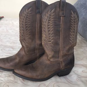 Shoes - Women's size 8 Cowgirl Boots